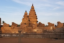Sea Shore Temple, Mahabalipuram, India