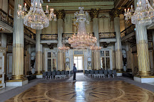 Ludwigslust Palace, Ludwigslust, Germany