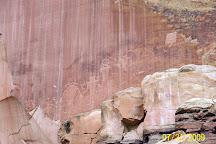 Fremont Petroglyphs, Capitol Reef National Park, United States