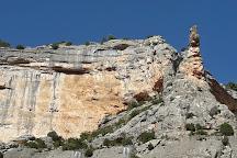 Nacimiento del río Pitarque, Pitarque, Spain