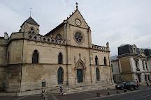 Eglise Saint-Pierre-Saint-Paul, Montreuil, France