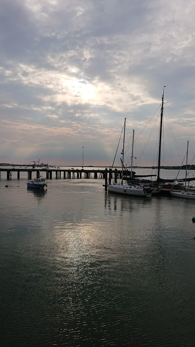 Ha'penny Pier