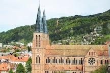 Martinsturm (Tower Of St. Martin), Bregenz, Austria