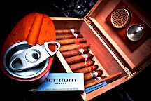 Tomtom Cigars, London, United Kingdom
