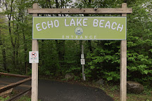 Echo Lake Beach, Franconia, United States