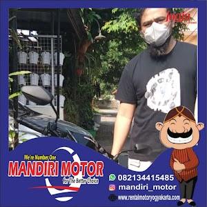 Mandiri Motor - Rental Motor Jogja