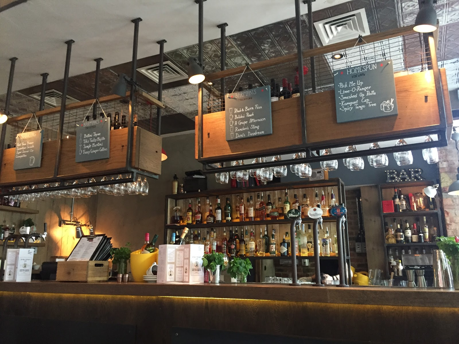 Market Place Bar: A Work-Friendly Place in London