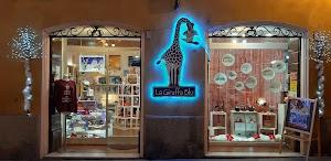 La Giraffa Blu