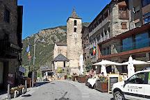 Sant Corneli y Sant Cebria, Ordino, Andorra