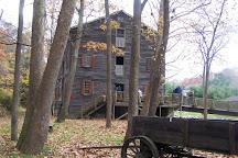 Wolf Creek Pine Run Grist Mill, Loudonville, Ohio, Loudonville, United States