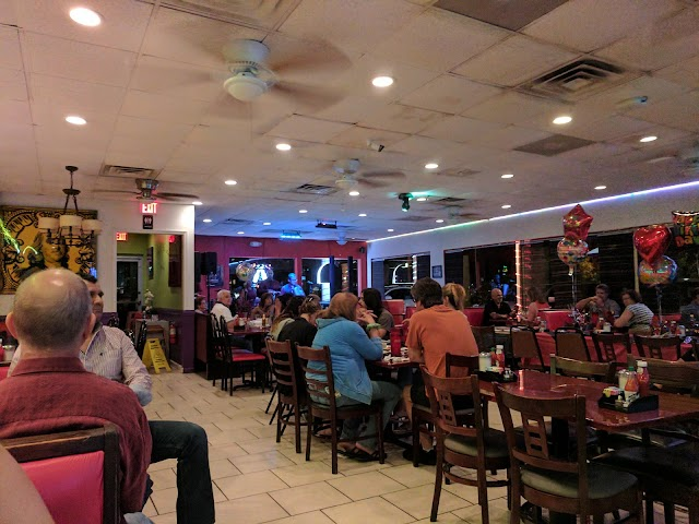 The Latin Grill
