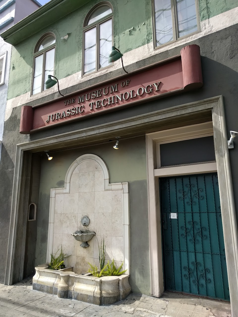 The Museum of Jurassic Technology