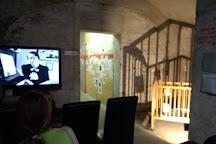 Shoah Cellar, Budapest, Hungary