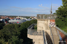 Humboldthain Flak Tower, Berlin, Germany