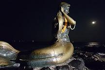 Mermaid Statue, Songkhla, Thailand