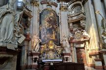 Chram svateho Mikulase, Louny, Czech Republic