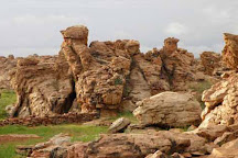 Oravakallu Rock Garden, Kurnool, India
