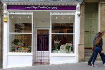 Isle of Skye Candle Company, Edinburgh, United Kingdom