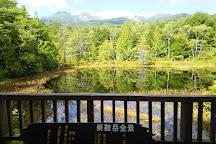 Ushidome Pond, Matsumoto, Japan