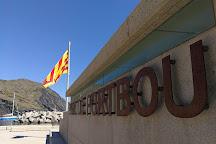 Walter Benjamin Memorial, Portbou, Spain