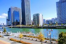 Tosabori River, Osaka, Japan