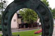 Svetingumo vartai, Druskininkai, Lithuania