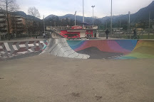 Skatepark Lugano, Lugano, Switzerland