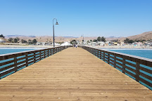Cayucos Pier, Cayucos, United States