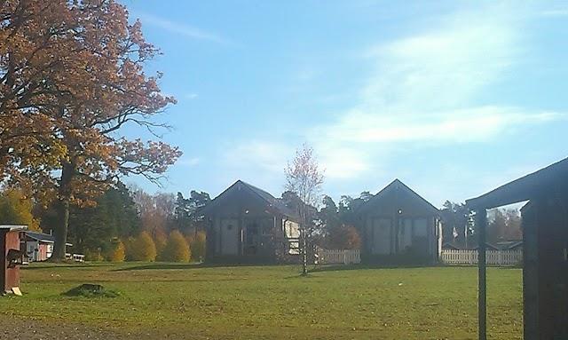 Kristinehamn Camping & Cottages in Värmland