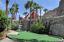 Professor Hacker's Lost Treasure Golf, North Myrtle Beach, United States