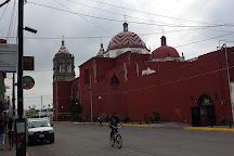Ex convento San Agustin, Salamanca, Mexico