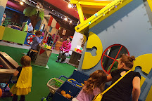 Mobius Children's Museum, Spokane, United States