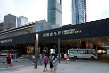Shenzhen Concert Hall, Shenzhen, China