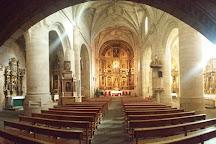Iglesia de Nuestra Senora del Pino, Vinuesa, Spain