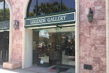 Legends Gallery, La Jolla, United States