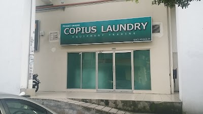 Copius Laundry - Self Service Laundry Equipment Supplier