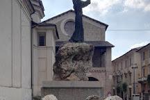Palazzo Vescovile, Rieti, Italy
