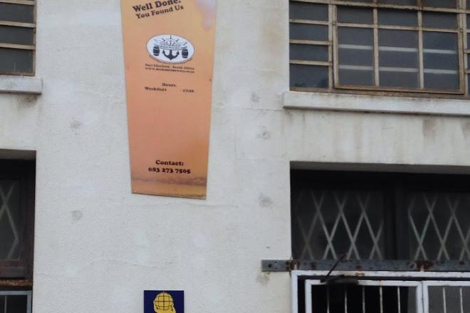 Dockside Brewery, Port Elizabeth, South Africa