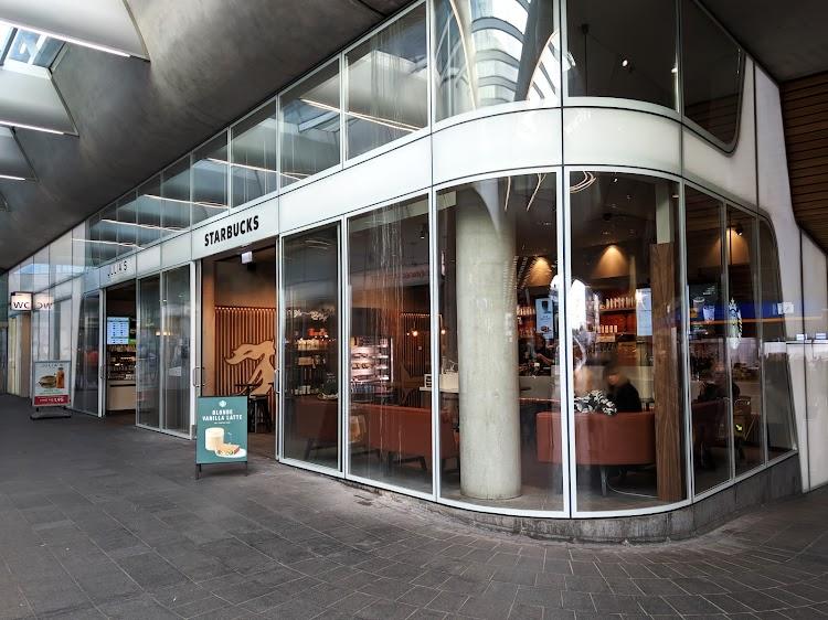 Starbucks Arnhem