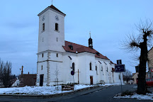 Kostel Sv. Jilji, Brno, Czech Republic