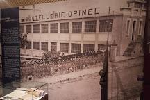 Musée Opinel, Saint-Jean-de-Maurienne, France