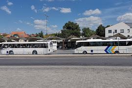 Автобусная станция   Veszprém Autóbusz Állomás