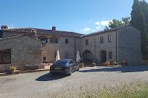 Castello di Meleto, Gaiole in Chianti, Italy
