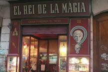 El Rey de la Magia, Barcelona, Spain