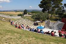 Akrai Greek Theatre, Palazzolo Acreide, Italy