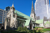 Christ Church Cathedral, Montreal, Canada