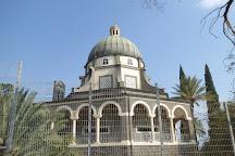 The Beatitude Monastery, Capernaum, Israel