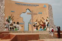 Porte du non retour, Ouidah, Benin