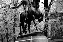 Paul Revere Statue, Boston, United States