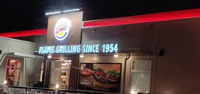 Burger king - Brokelandsheia